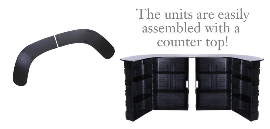 Double Counter Case XL