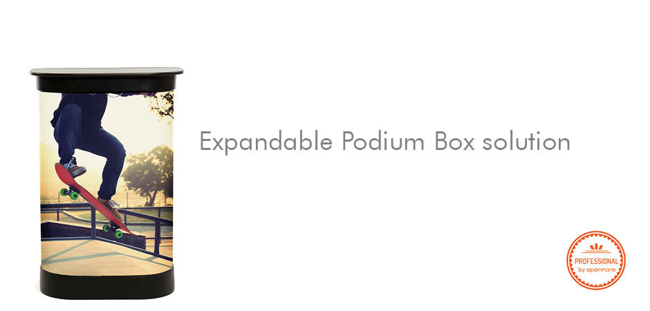 Podium Box Large
