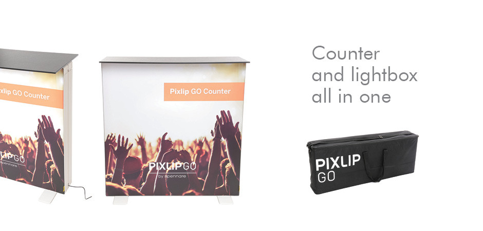 PIXLIP GO Counter