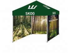 Event Tent Printed